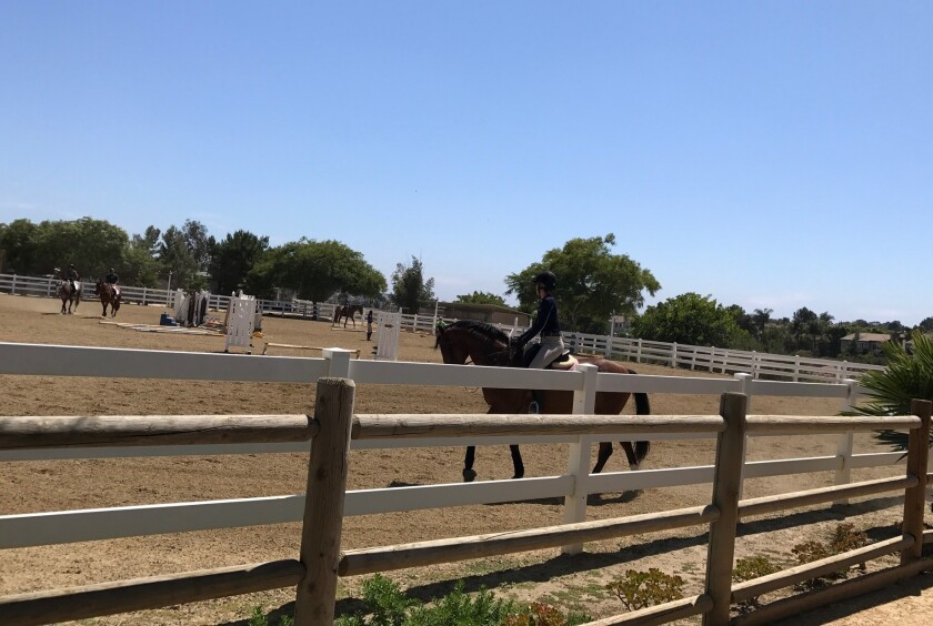 Seabreeze Farms Equestrian Center is in the process of becoming a senior living community.