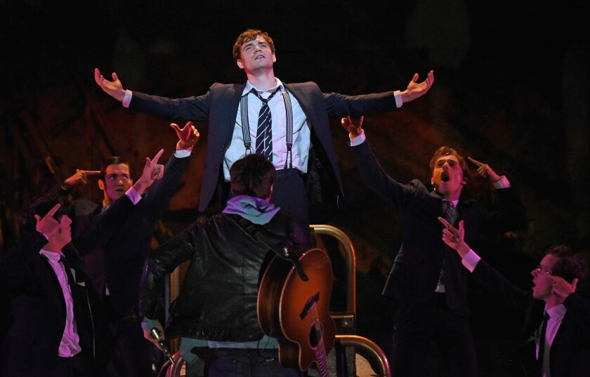Deaf West's 'Spring Awakening'