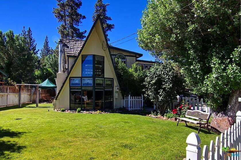 Cabin at 1304 Shay Road in Big Bear City