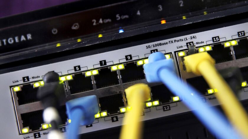 Op-Ed: Henry Waxman: Congress should act now to ensure a free and open internet