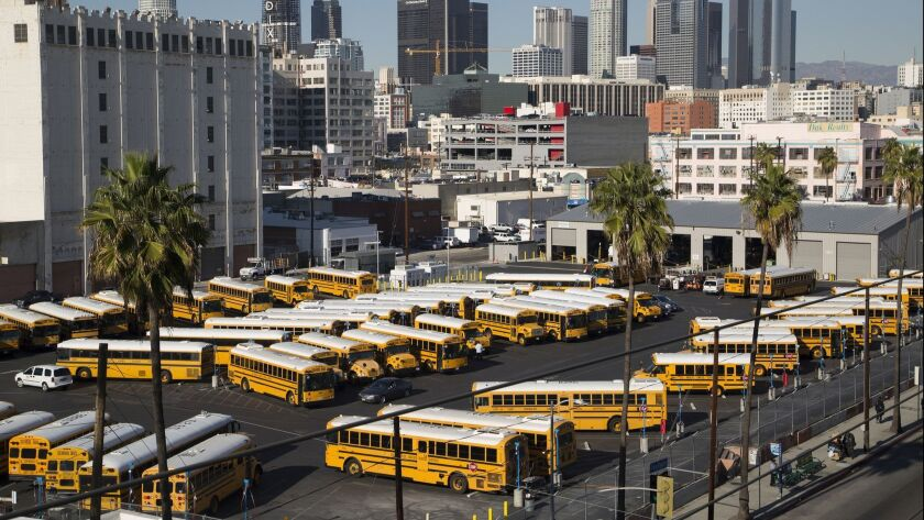 """Credible"" Terror Threat Shuts Down LA Public School District"