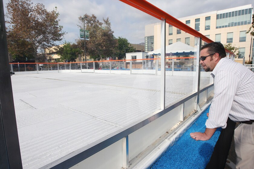 Lace up for Burbank's ice rink