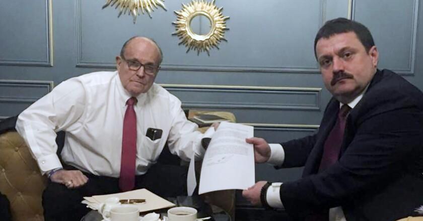 Ukraine Giuliani