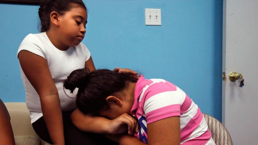 Undocumented sisters