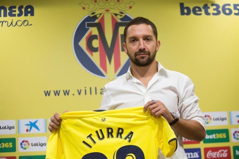 El centrocampista chileno Manuel Iturra. EFE/Archivo