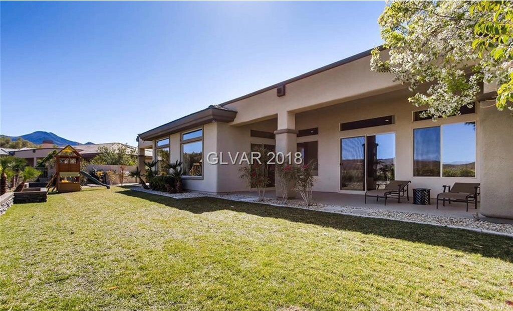 Jason Giambi's Nevada home | Hot Property