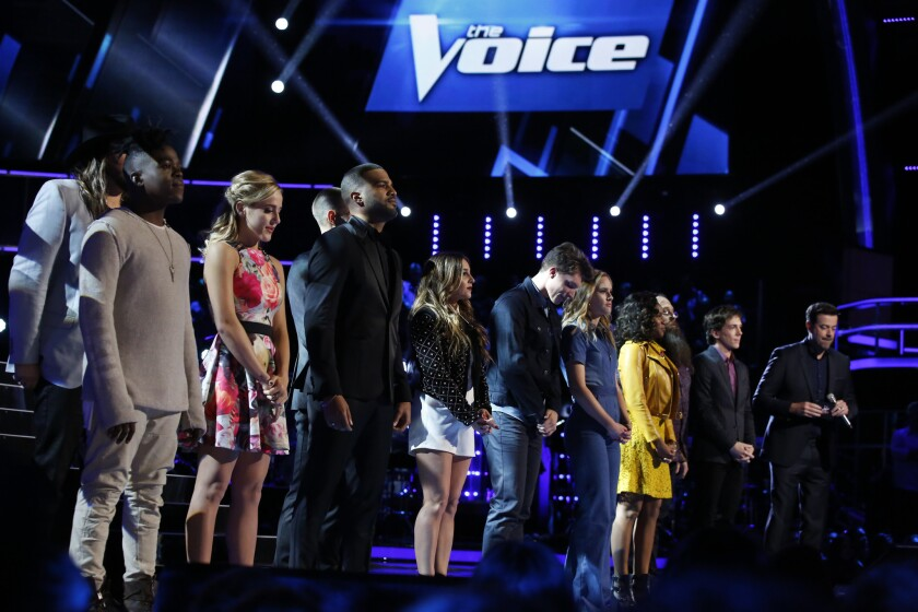 With 'The Voice on Snapchat,' NBC opens a new front for