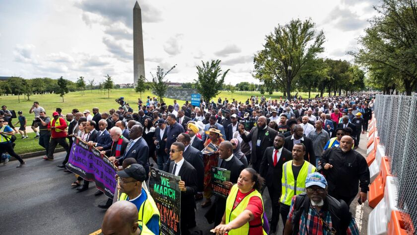 1,000 Ministers March in Washington, DC