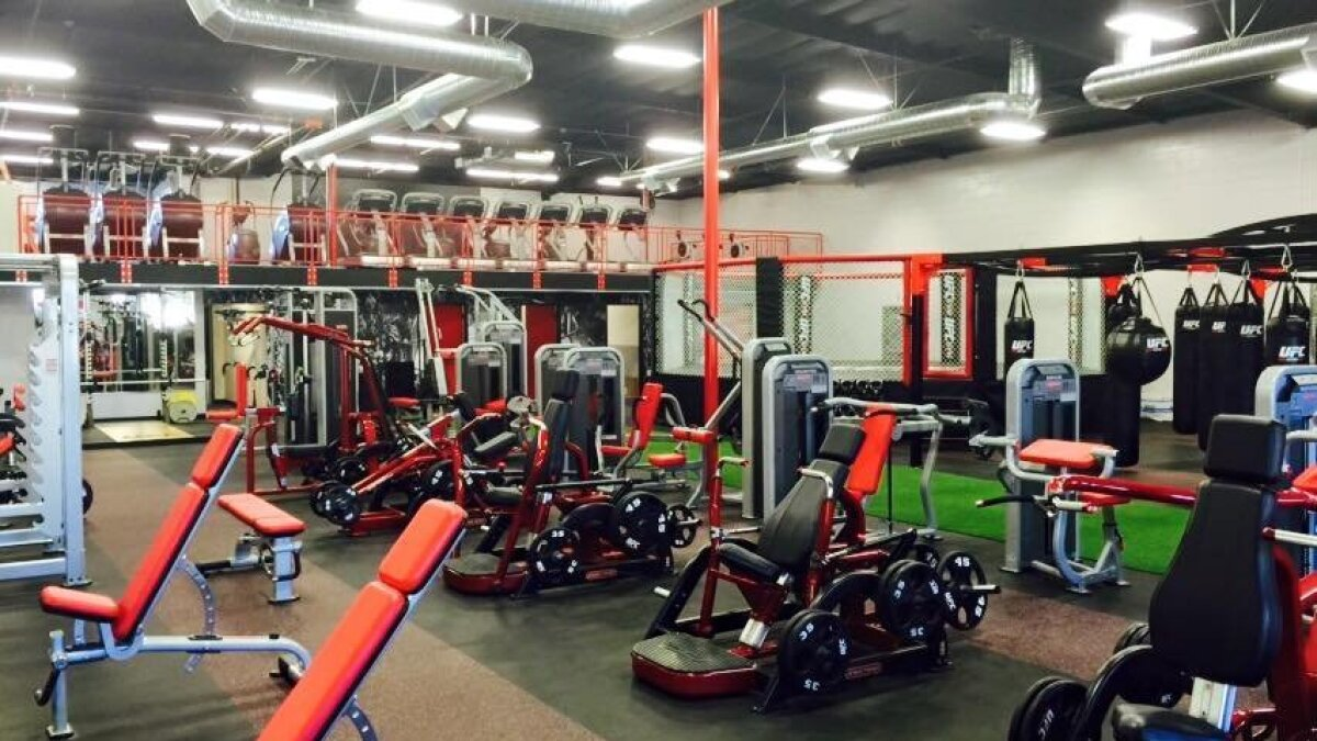 UFC Gym moves into Mission Valley - The San Diego Union-Tribune