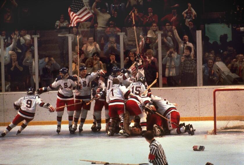 1980 U.S. hockey