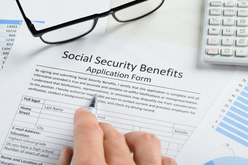Social Security Benefits Definition