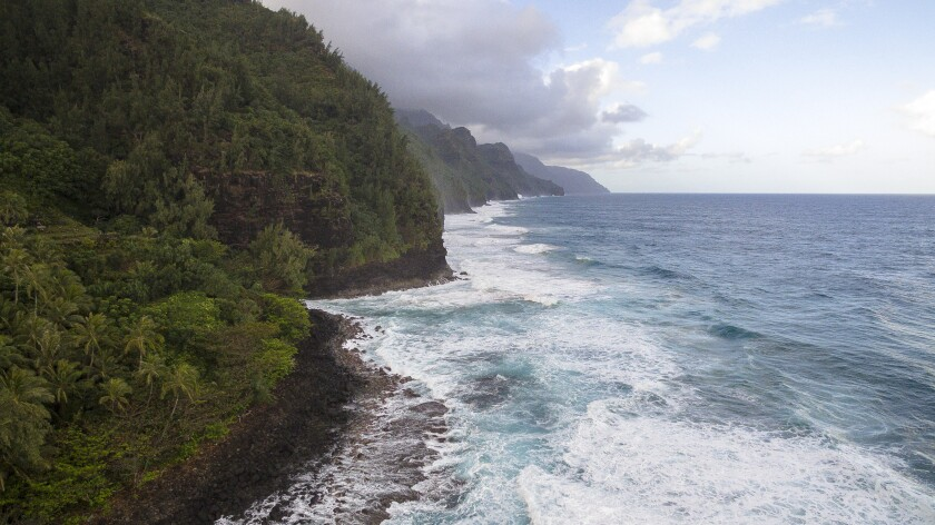 A big storm hit Kauai, spawning another issue: Are tourists