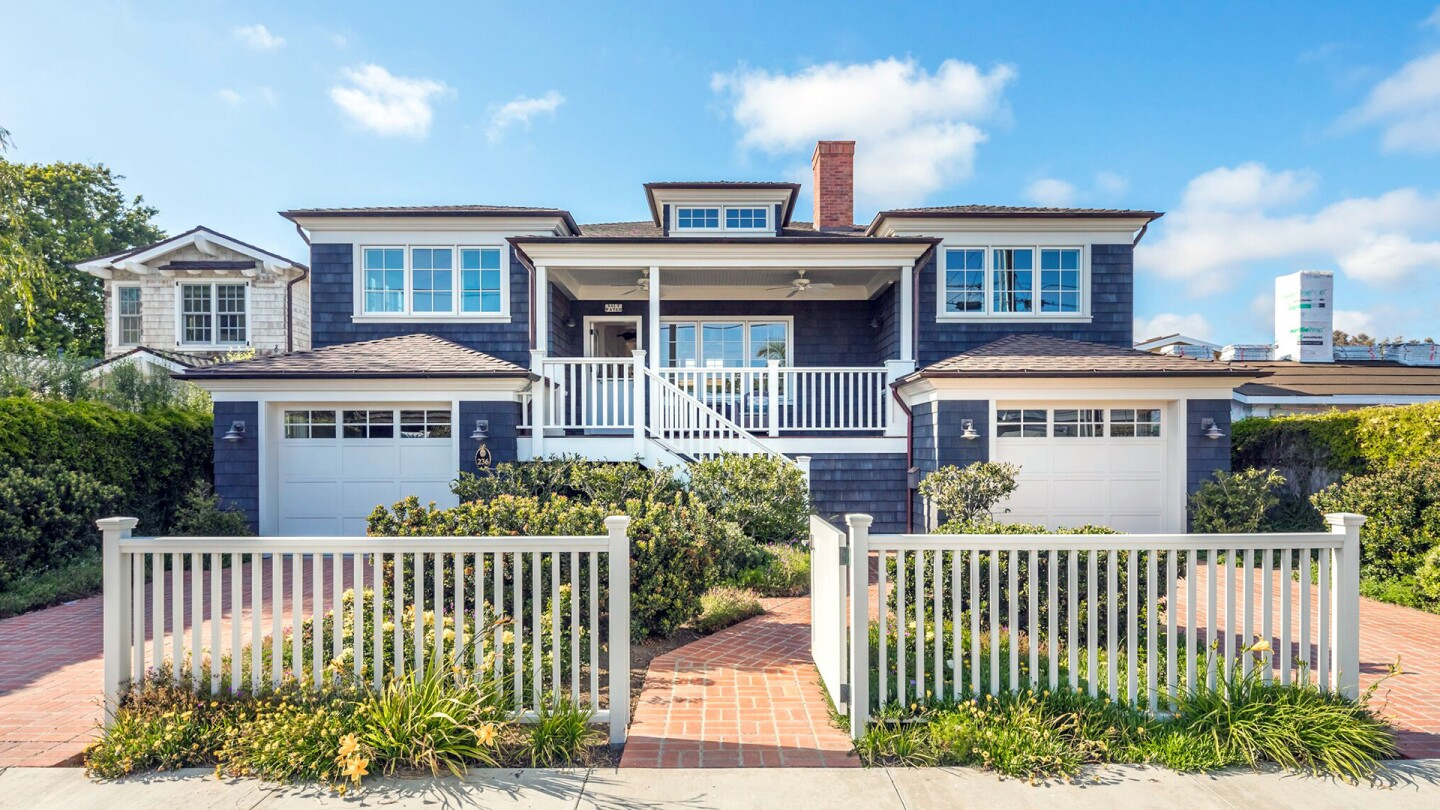 Home of the Week, 236 24th Street, Del Mar