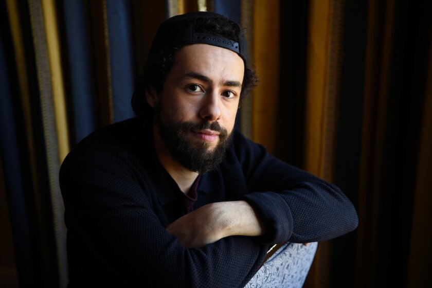 "Ramy Youssef, star of the Hulu series ""Ramy."""