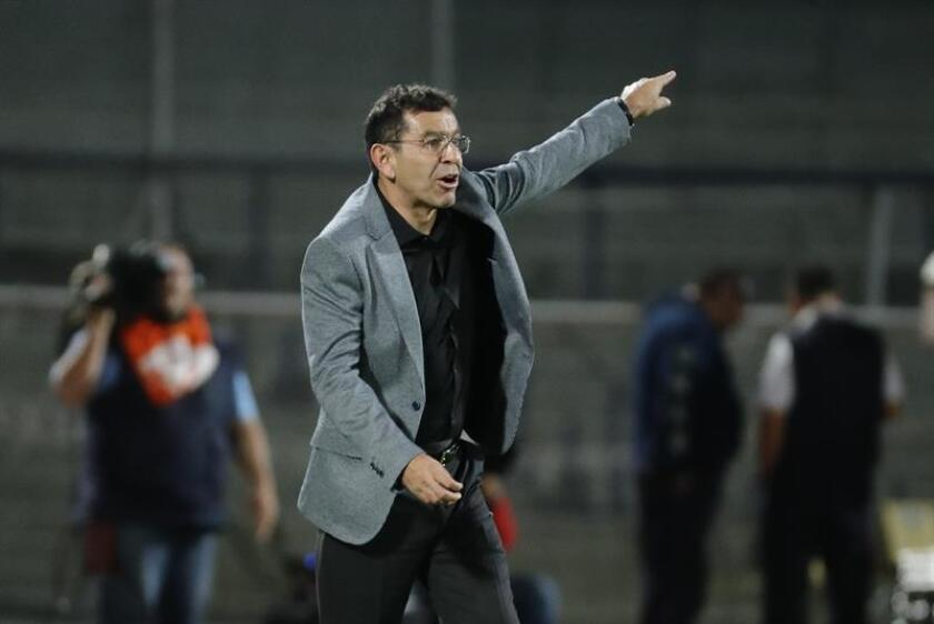 El Tigres, que dirige el brasileño Ricardo Ferretti, no intimida al Pumas de la UNAM de cara al partido de ida de los cuartos de final del fútbol mexicano, aseguró este martes su entrenador David Patiño. EFE/ARCHIVO