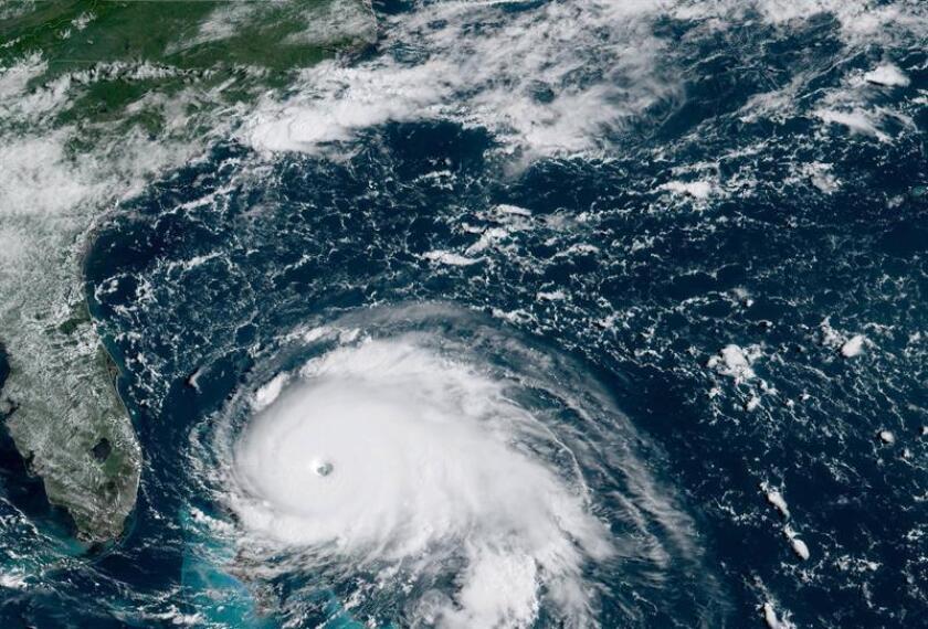 Dorian makes landfall in Bahamas as Category 5