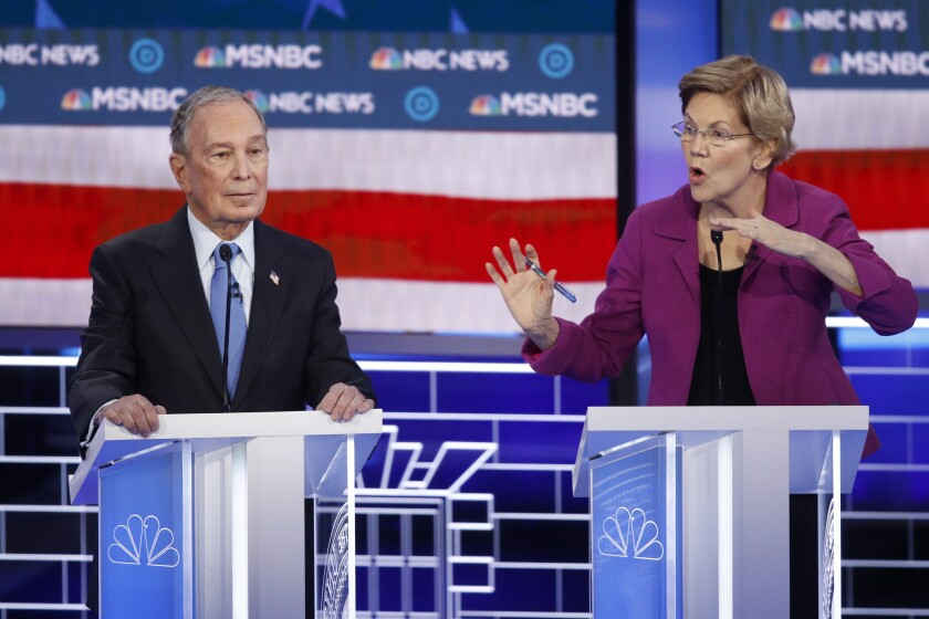 5 takeaways from the Las Vegas Democratic debate