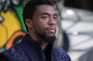 'Black Panther' review by Kenneth Turan