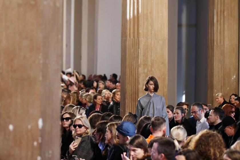 Italy Fashion F/W 20/21 Salvatore Ferragamo