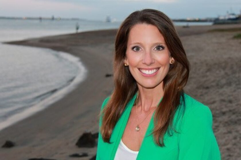 Ashley Olson, D.D.S. (pictured) has teamed with Joseph D'Angelo, D.D.S. in operating a dentists office in La Jolla. Courtesy Photo