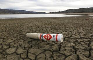 California drought hits new record high