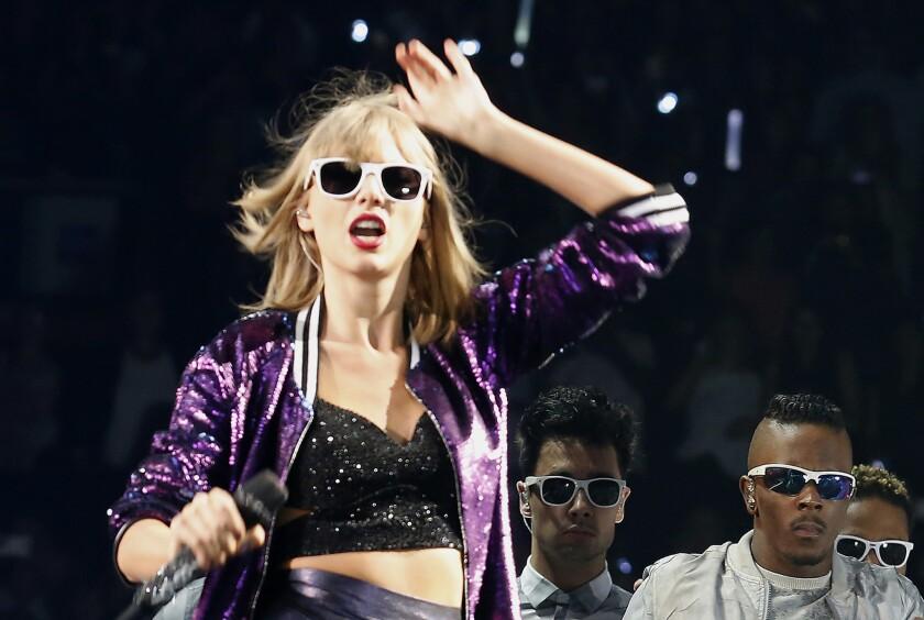 Taylor Swift in L.A.