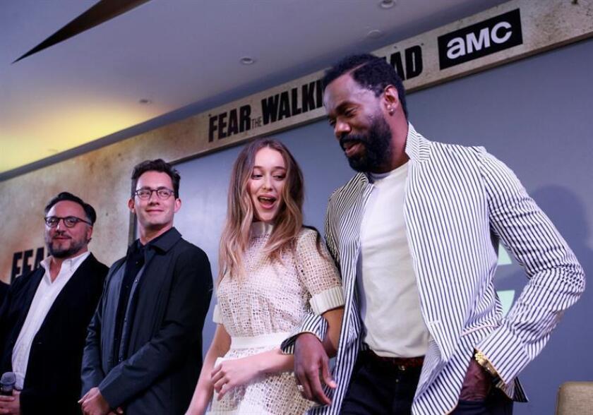 """""""Fear the Walking Dead"""" ahonda en sus personajes en su tercera temporada"""