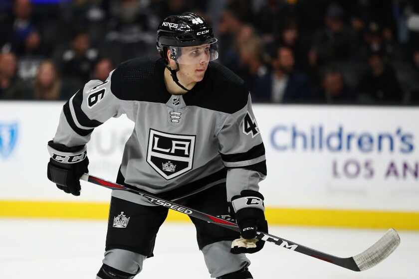 Kings prospects show plenty of promise at rookie tournament