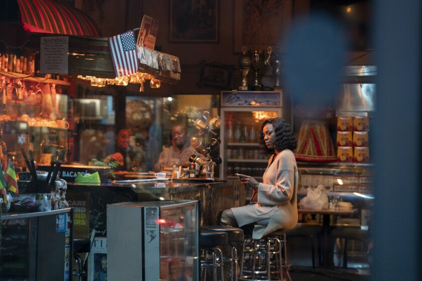 "Yvonne Orji in HBO's ""Insecure."""