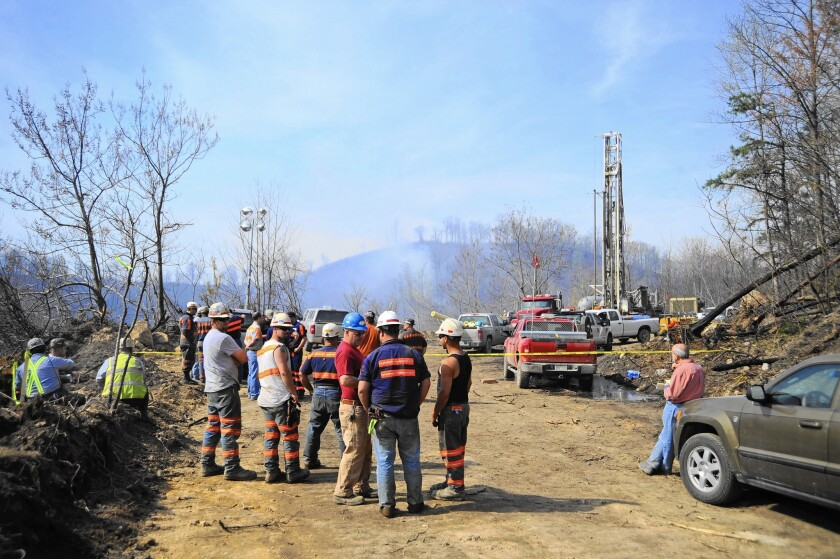 Mine explosion indictment brings some solace to workers