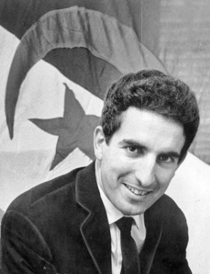 Guellal worked to build international support for Algerian independence from France.