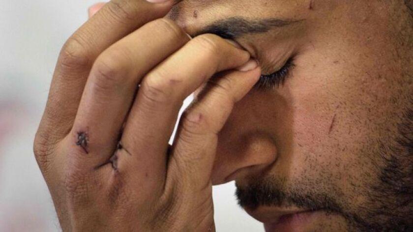 Ángel Colón recibió varios impactos de bala antes de lograr salir de la discoteca Pulse.