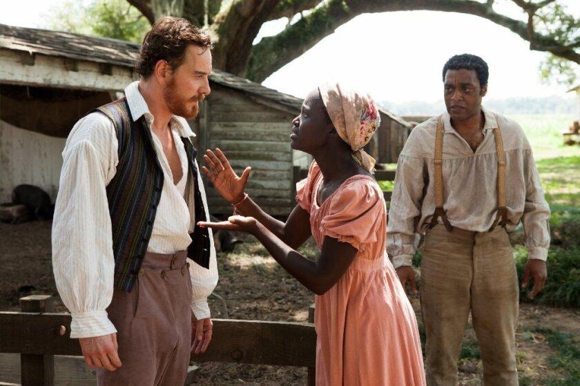 '12 Years a Slave,' Kevin Hart winners at NAACP Image Awards