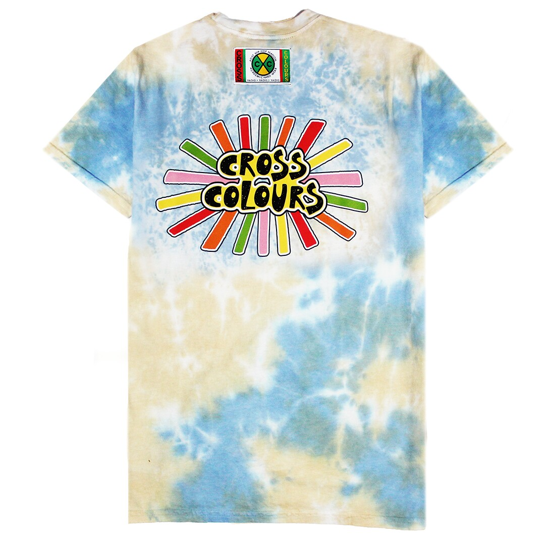 """Cross Colours collaboration with Sony Pictures in honor of the 30th anniversary of Columbia Pictures' film """"Boyz N The Hood"""""""