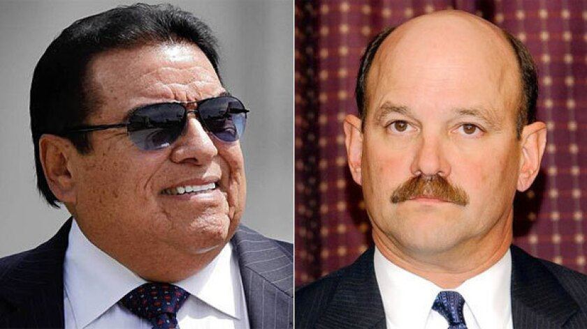 Two former CalPERS officials indicted on fraud charges
