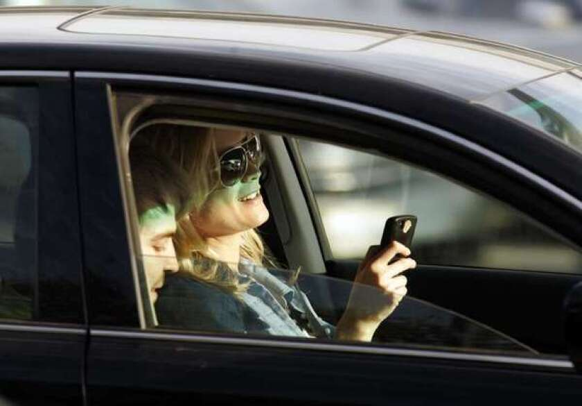 The only sure-fire way to keep drivers from dialing or texting when they're behind the wheel is to render cellphones inoperable while cars are moving.