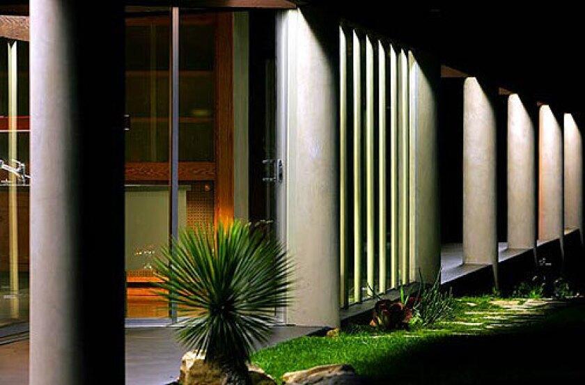 Harpel house, John Lautner