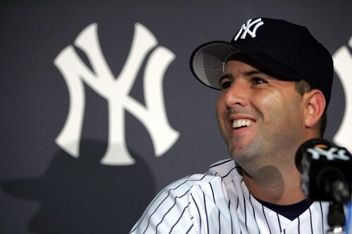 Yankees Pitcher Cory Lidle