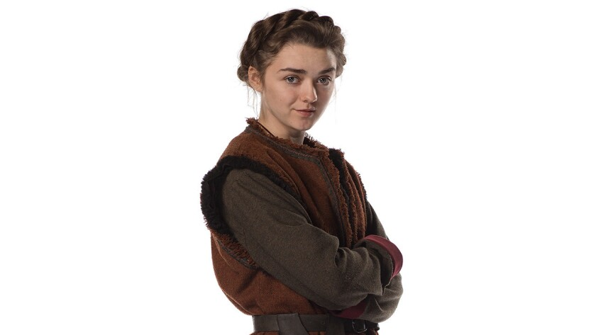 "Maisie Williams guest stars in a new episode of ""Doctor Who"" on BBC America."