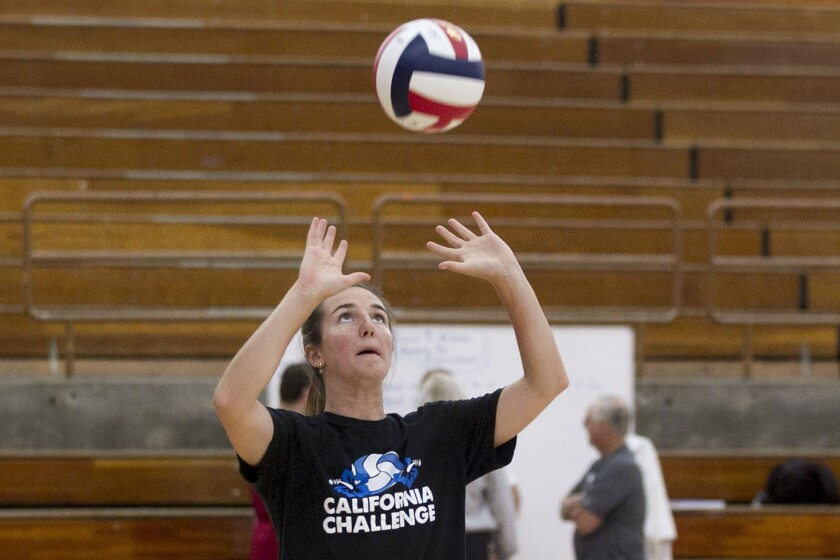 Torrey Pines volleyball