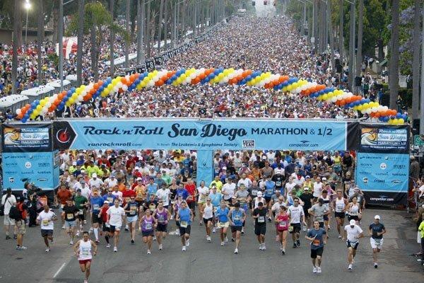 Rock 'n' Roll Marathon 2010
