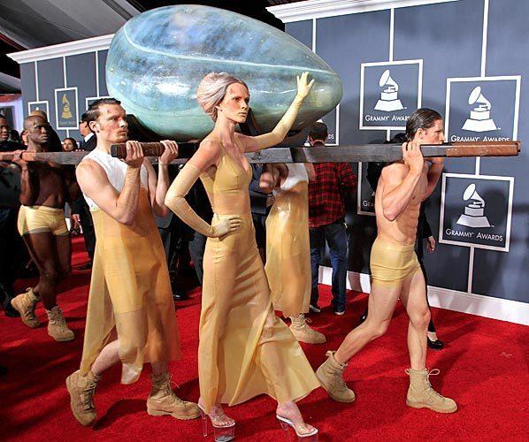Grammys preshow arrivals