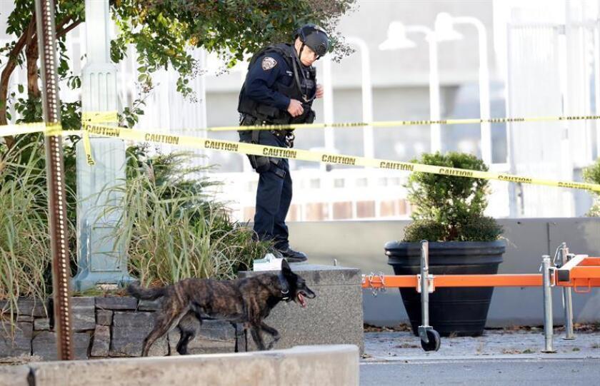 """El jefe mafioso Francesco """"Frank"""" Cali, líder de la familia Gambino, fue asesinado a tiros este miércoles por la noche en frente de su casa en Nueva York, según informó la Policía. EFE/Archivo"""