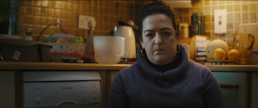 Maeve Higgins in the movie 'Extra Ordinary'