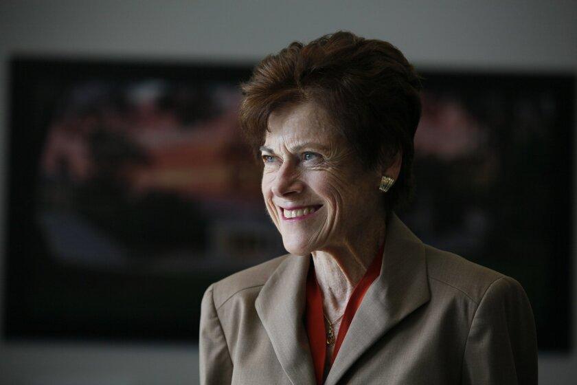 Lynn Reaser, chief economist at Point Loma Nazarene University.
