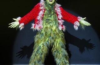 Old Globe's 'Grinch' ready to rumble again