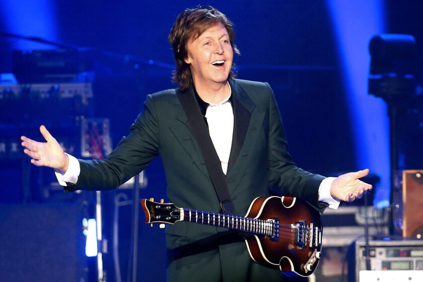 Paul McCartney to join Johnny Depp in new 'Pirates of the Caribbean'