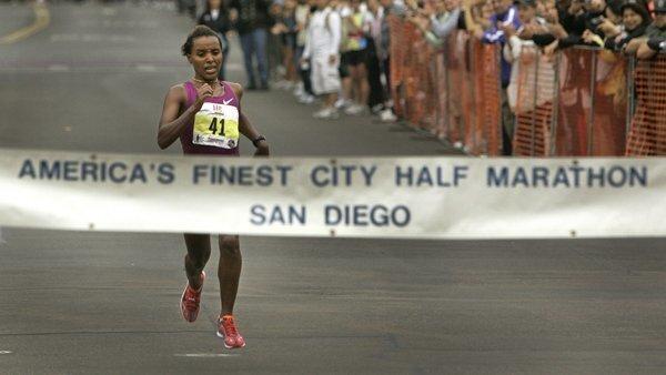 2010 America's Finest City Half Marathon and 5K