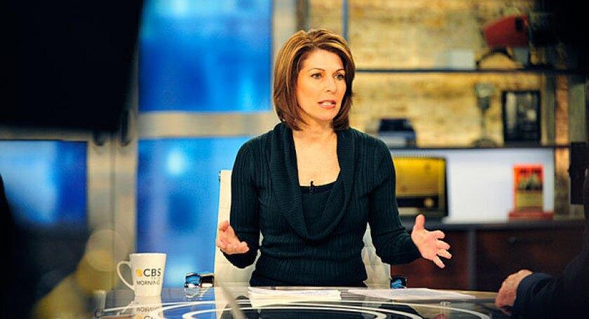 Sharyl Attkisson, during her CBS days.