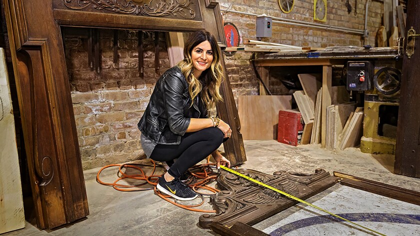 Reality Realty | 'Windy City Rehab' host revives Chicago's past